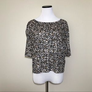Marc by Marc Jacobs Printed Blouse